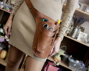 florist tool belt * florist garden belt * garden belt * farm belt * floral belt * gardener * landscaping * personalized bag