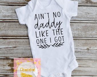 AIN/'T NO HALF STEPPIN/' BIG DADDY RAP UNOFFICIAL KANE BABY GROW BABYGROW GIFT