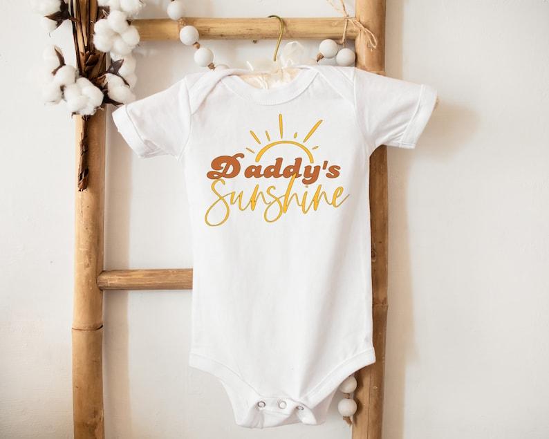 baby shower gift Boho Mama/'sDaddy/'s Sunshine Onesie Baby outfits cute newborn clothes cute baby onesies newborn gift