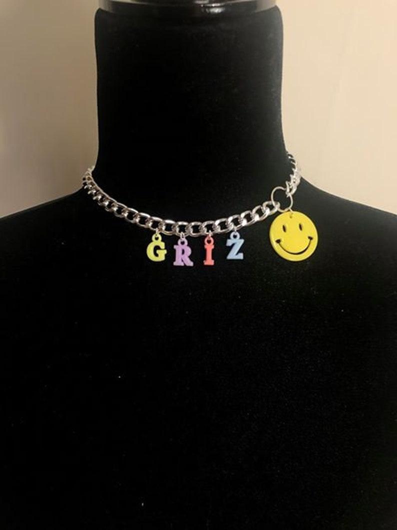 Griz No Bad Trips necklace