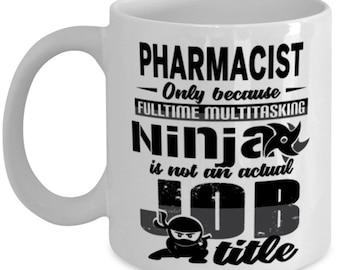 Accountant Mom Full Time Multitasking Ninja Mug Gift