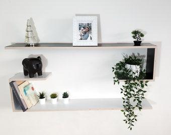 Floating Shelves Set of 2, Handmade Shelves, Wall Shelf, Display Shelves