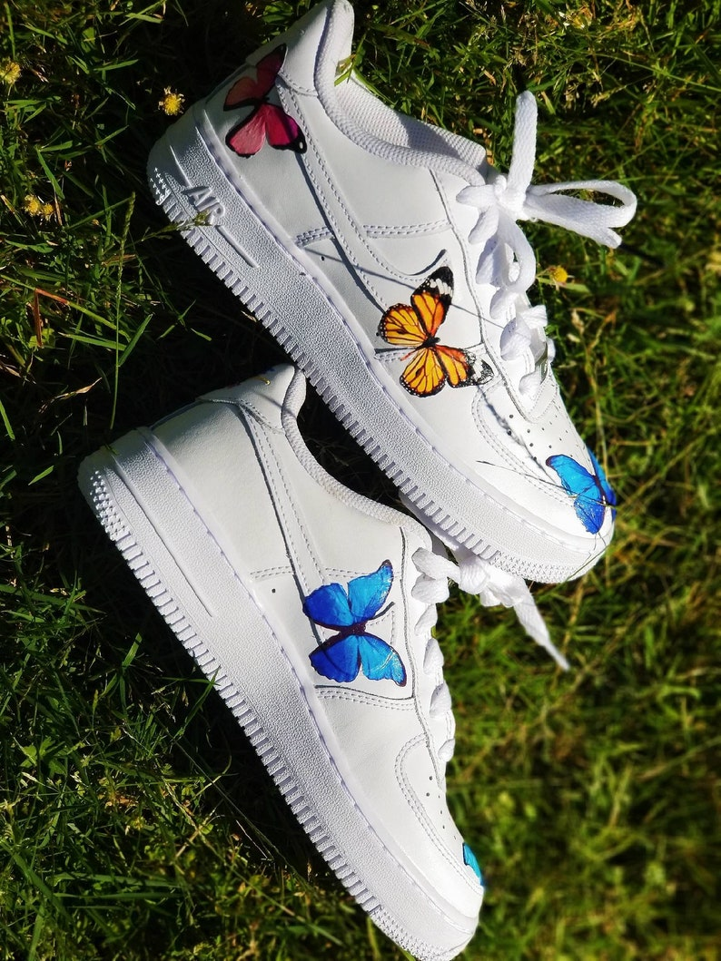 Esclusivo Nike Air Force Summertime Butterfly Blast yTOAfJtp