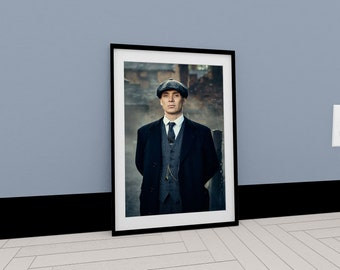 Peaky Blinders Shelby Company Framed Poster TA4237