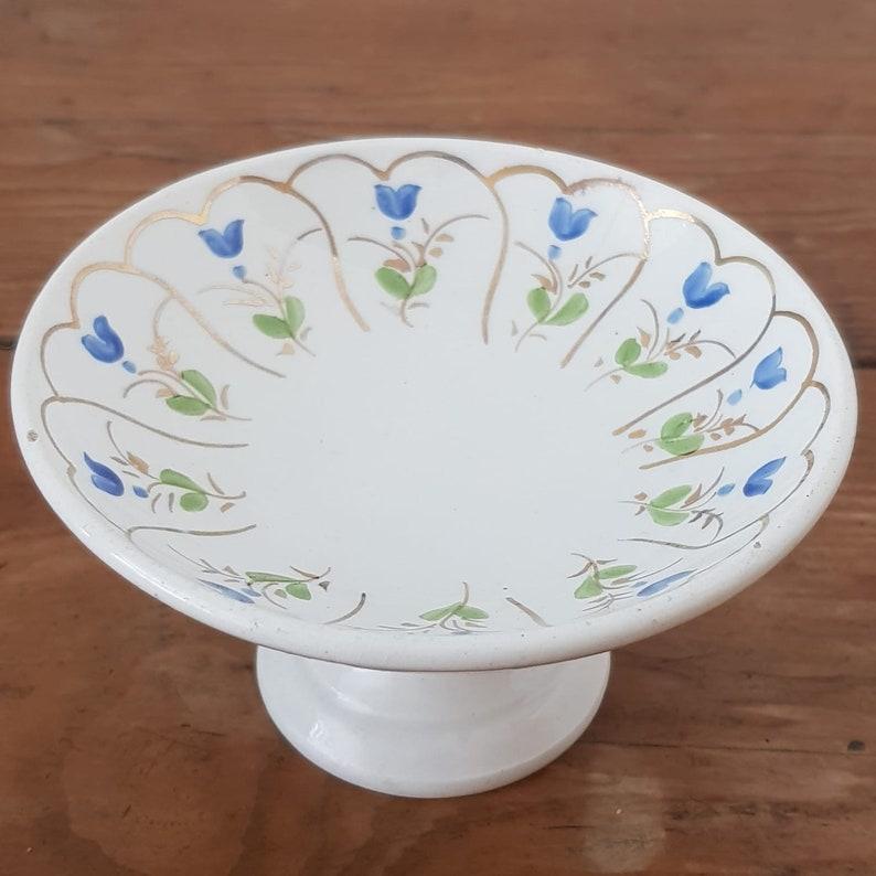 Small Ceramic Trinket Bowl  Jewellery Dish