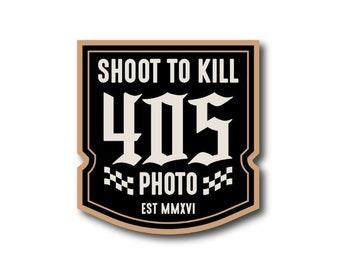 405 Photo - Shoot To Kill Sticker V2
