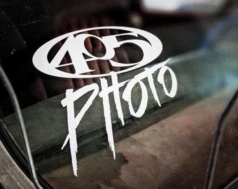 405 Photo - New Logo  Sticker