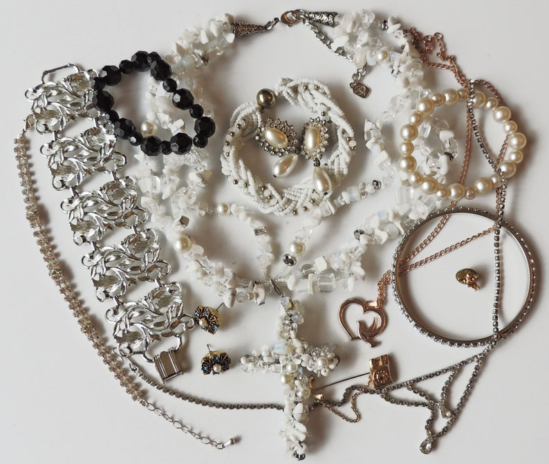 Vintage to Modern Jewelry LOT
