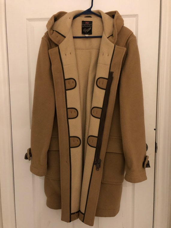 Vintage 1970's Gloverall Duffle Coat