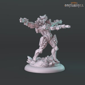 Stallion Jetbike Rider 40mm and 65mm Diameter Base or 150mm Height Epic 25mm High Resolution 32mm Starscrappers