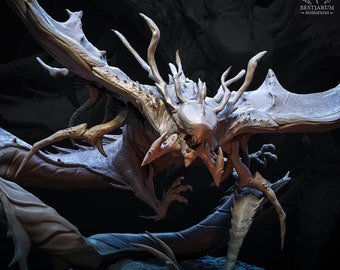Stingray   THE SEKHATON TRIBE   Bestiarum Miniatures   Dungeons and Dragons   Pathfinder   Painting