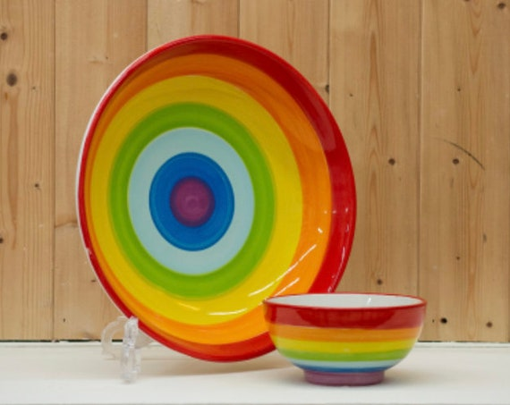 Rainbow Fruit/Pasta Bowl