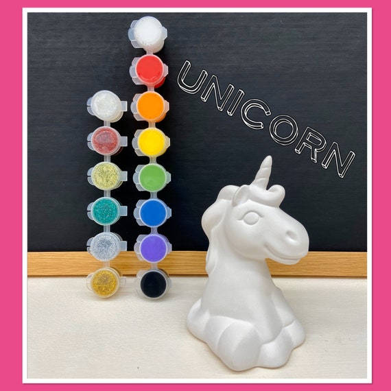 Unicorn Acrylic Painting Kit
