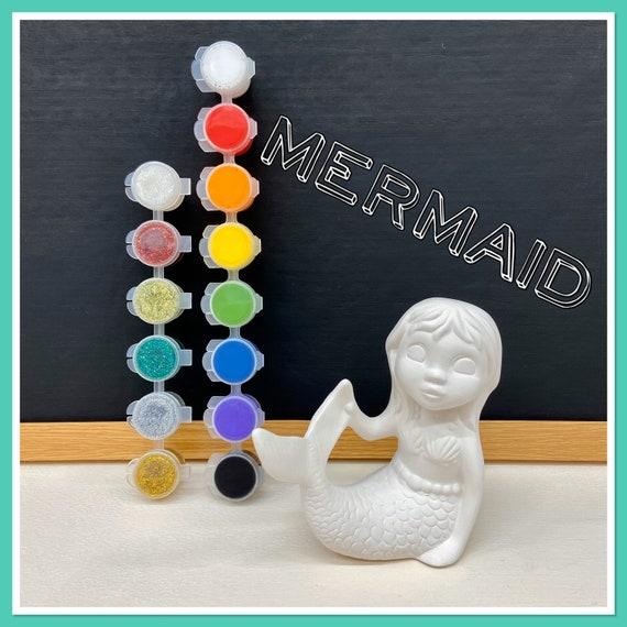 Mermaid Acrylic Painting Kit