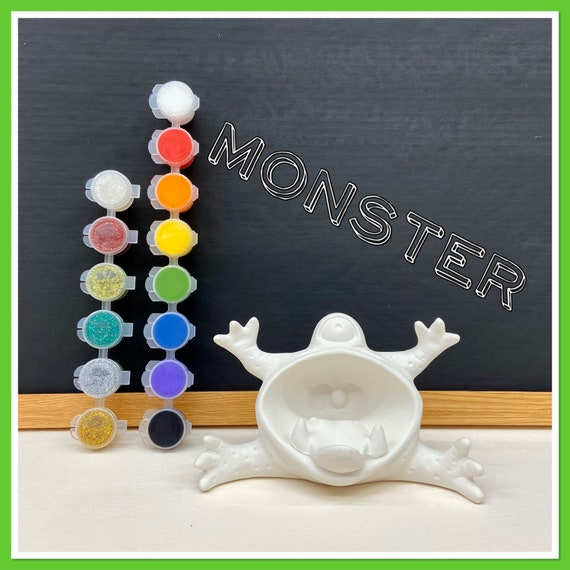 Monster Acrylic Painting Kit