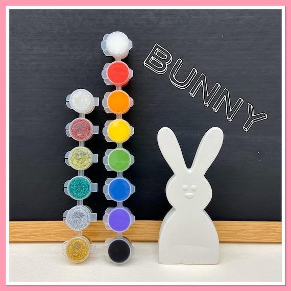 Bunny Acrylic Painting Kit