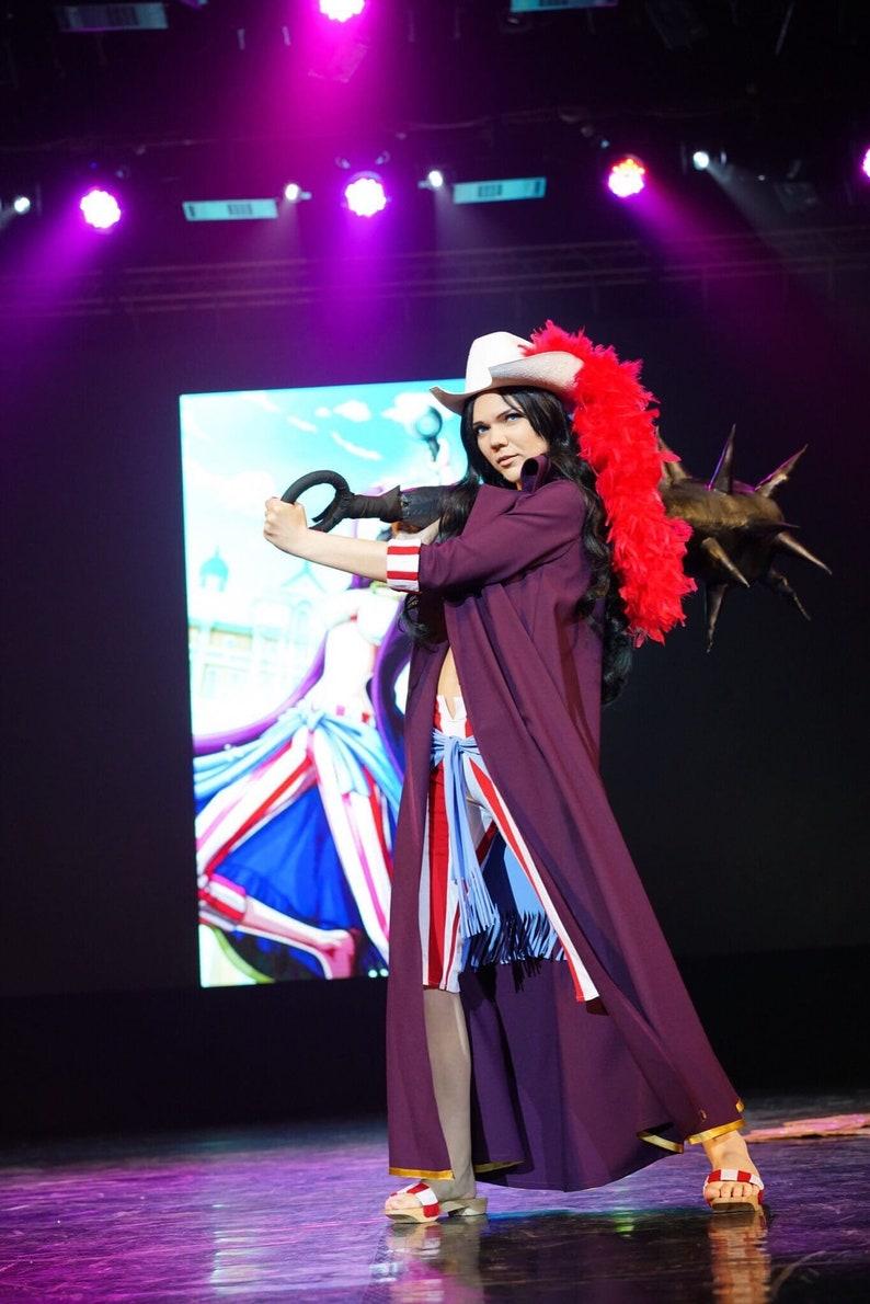 One piece Alvida cosplay costume.