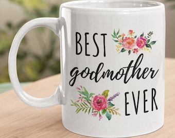 Godmother Coffee Mug Etsy