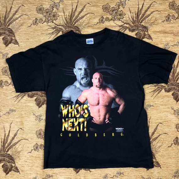 Vintage WWE Goldberg T Shirt