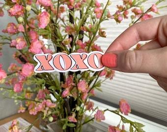 XOXO Sticker