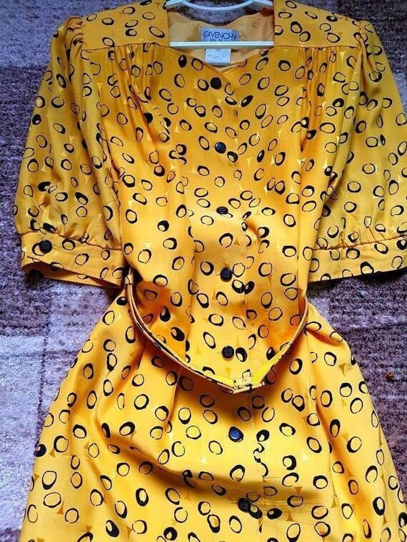 Givenchy yellow dress givenchy cocktail dresses vi
