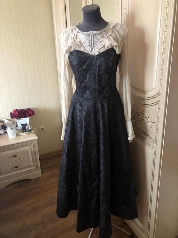 Laura Ashley Dress Vintage Laura Ashley Designer f