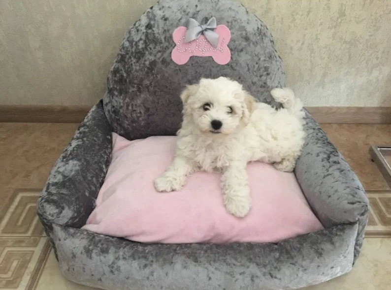 Dog Bed Treat a Dog Bed Puppy Rug Mattress For Dogs Calming Bed Puppy Mattress Puppy Rug Bed Indestructible Puppy Bed Purple Puppy Bed