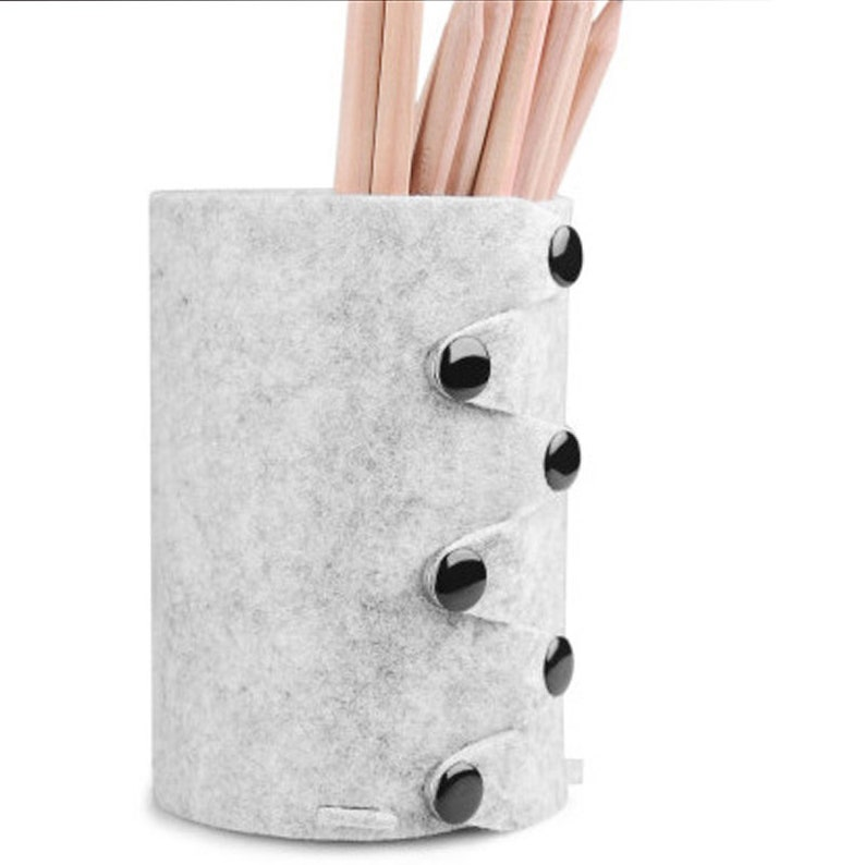 Pen Holder Leather Cutting Die Cutting Pen Case  Leather Mould Craft Supplies Suitable For Buckle Dies Die-cutting Machines Brush Pot