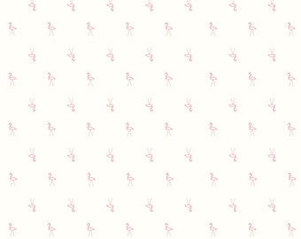 Hush, Hush Pink Lady / Beverly McCullough / Riley Blake Designs / Quilting Cotton / Low Volume