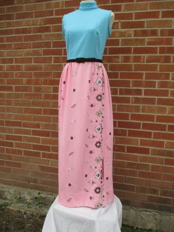 Toni Todd Maxi Dress