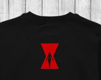 Schwarze Witwe Scarlet Hexe