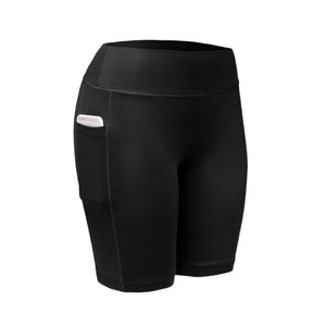 women/'s activewear Cycling shorts with Basquiat print dance pants fitness yoga lover gifts pilates high waist biker short