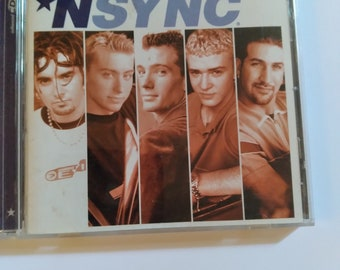 Nsync CD Album Vintage Excellent Condition