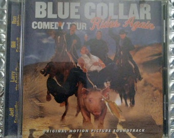 Blue Collar Comedy Tour Rides Again by Various Artists (CD, 2004)