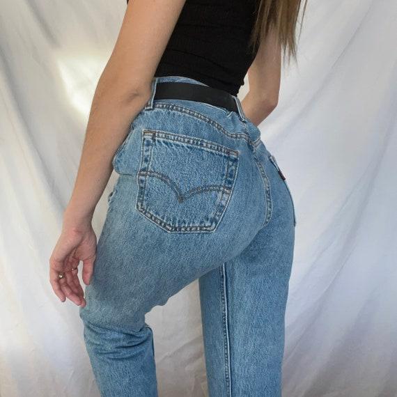 Vintage Levi 501 Button Up Jeans