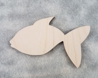 Gold Brushed Finish Copper Components Sold in Packs of 10 Ichthys 496-GD 10mm x 25mm Fish Shape with Cross Cut out