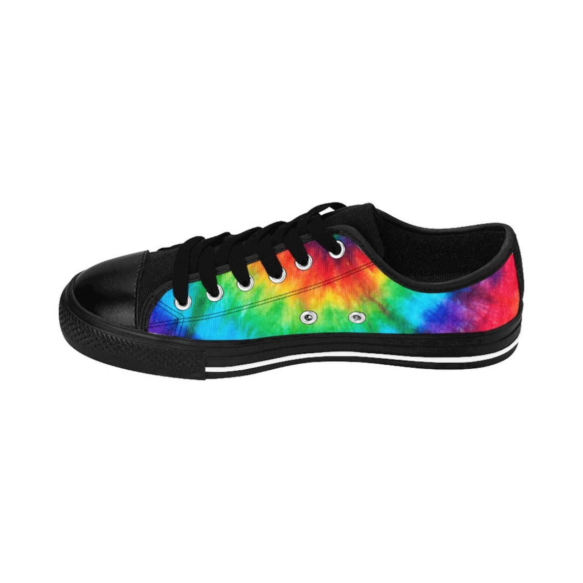 Equality Tie Dye Men's Sneakers