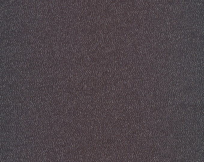 Cloud 9 - Glimmer Solids - Graphite - Organic cotton quilting fabric