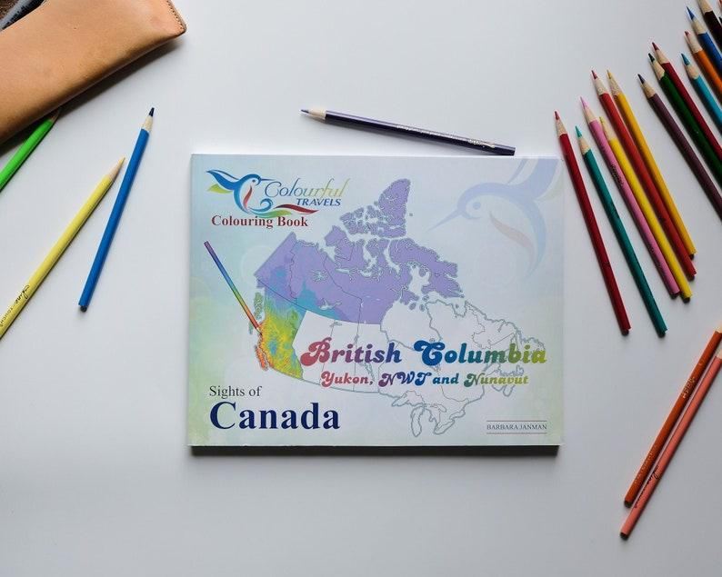 British Columbia & Northern Regions  Sights of Canada image 0