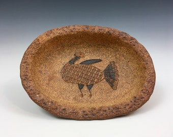 Handcrafted Pottery Vessel by Ceramic Artist Elisa Eaton