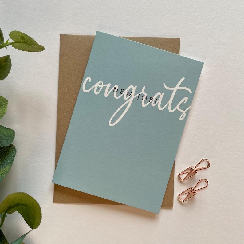new job greeting card for him boyfriend new job congrats