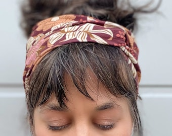 Hendrix cotton yoga headband