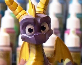 Spyro Figure