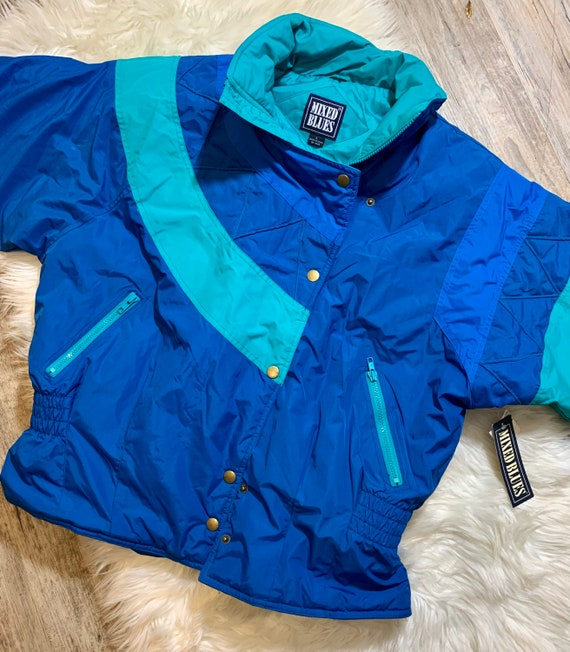 Vintage 1990s Ski Jacket - image 4