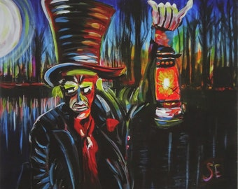Swamp Lantern