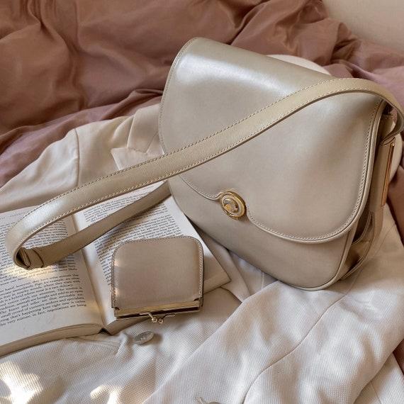 Vintage Christian Dior Crossbody Bag || authentic