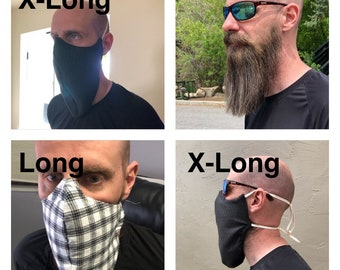 Big Nose Masks for Men Nasone Double