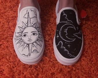 Sneaker DIY VANS im Boho Style | Sneaker diy, Mädchen