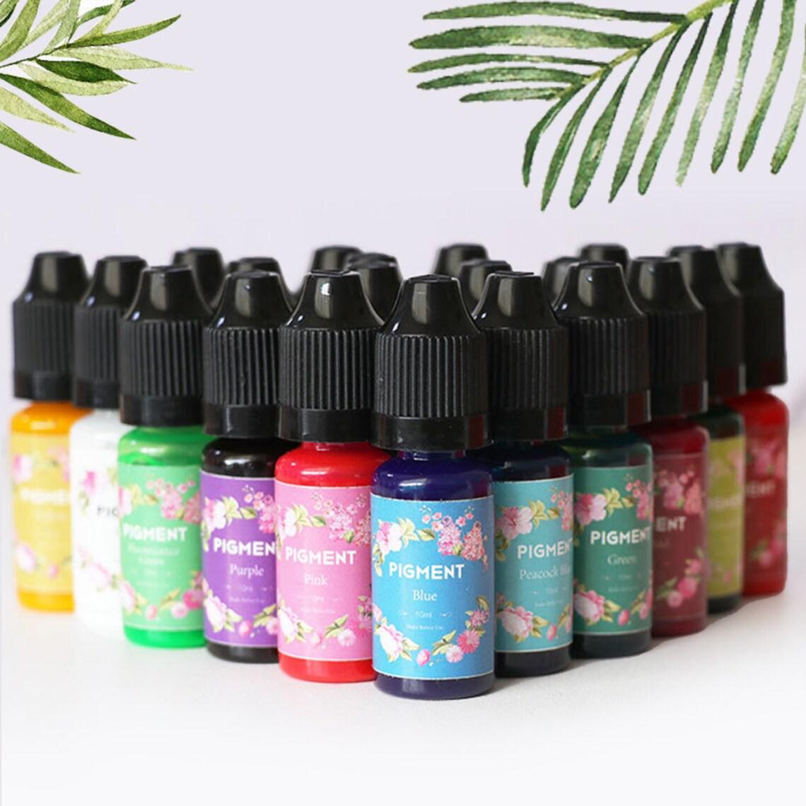 Best Epoxy Resin Liquid Pigment
