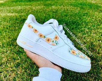 Custom Air Force Ones Etsy